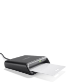 USB Smart Card / CAC Reader -$ SideView1Image