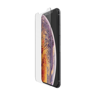 ScreenForce<sup>®</sup> TemperedGlass Screen Protection for iPhone XS Max -$ HeroImage