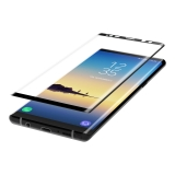 Proteggi schermo ScreenForce® TemperedCurve per Samsung Galaxy Note9 -$ SideView1Image