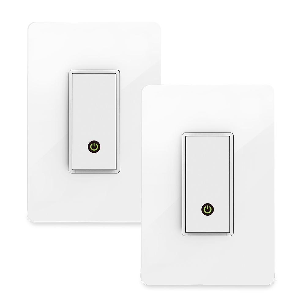Wemo Smart Light Switch 2-Pack - HeroImage