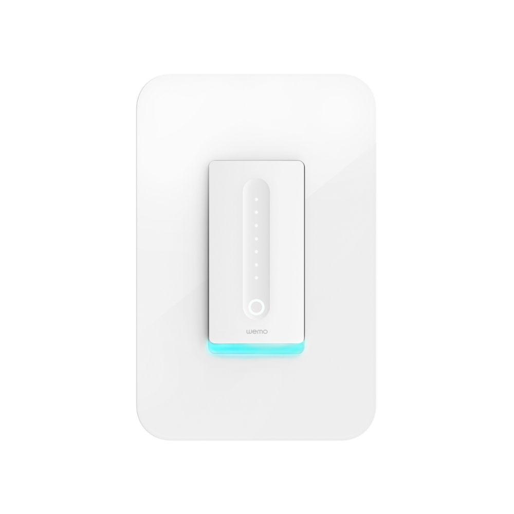 Wemo Wifi Smart Dimmer The Switch Boxes One For Each Set Of Lights On A Three Way Pair