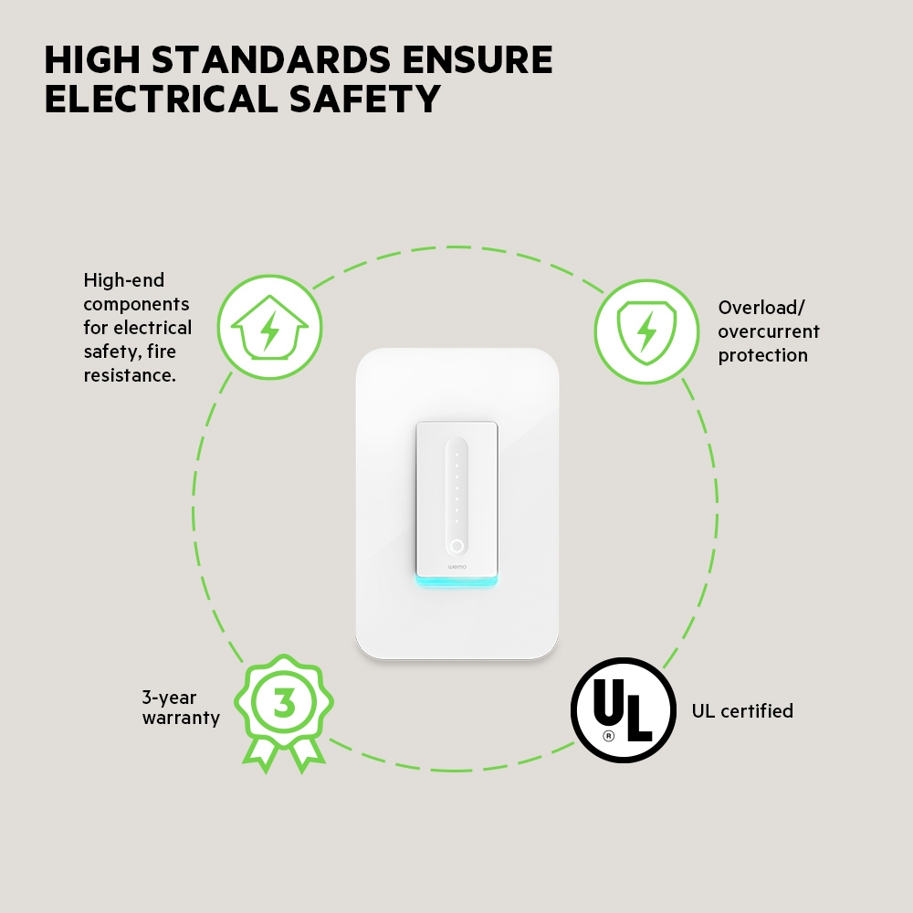 Wemo Wifi Smart Dimmer Samsung Sl 150 Wiring Diagram