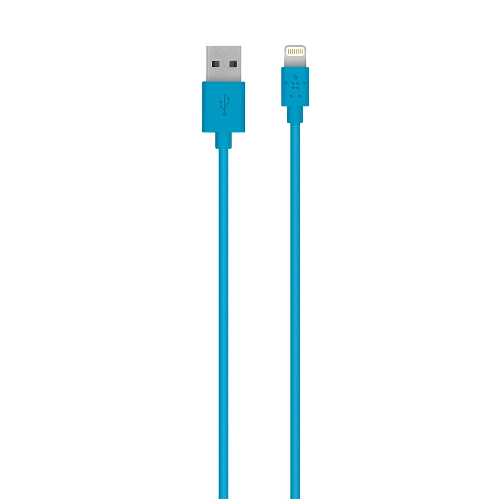MIXITUP Lightning Charge/Sync Cable 1.2m, Blue - HeroImage