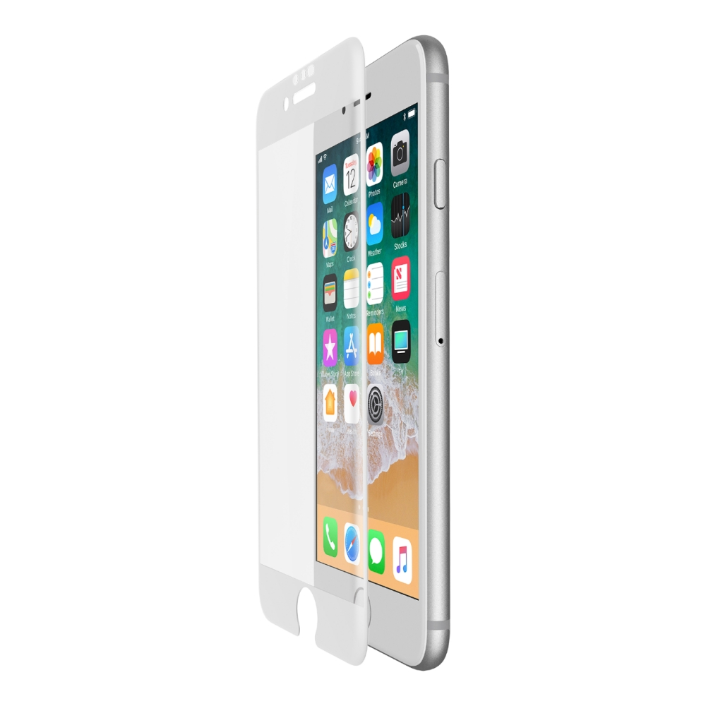 ScreenForce® TemperedCurve Screen Protection for iPhone 8/7/6s/6 -$