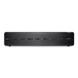 Belkin Secure DVI-I KVM Switch, 8-Port Dual-Head, with CAC -$ HeroImage