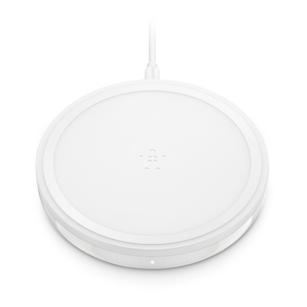 BOOSTUP™ Bold Wireless Charging Pad 10W for Apple, Samsung