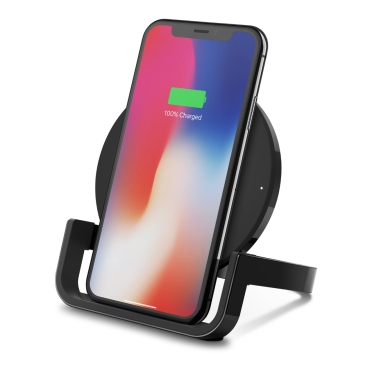 Fast Wireless Charging Stand For Iphone Samsung Lg Belkin