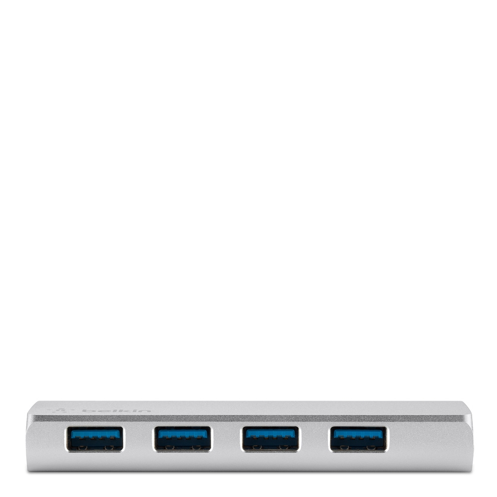 4-Port USB 3.0 hub - BackViewImage