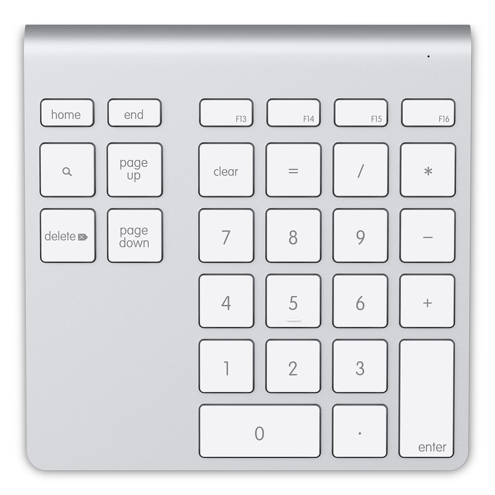 YourType™ <i>Bluetooth</i><sup>&reg;</sup> Wireless Keypad - HeroImage
