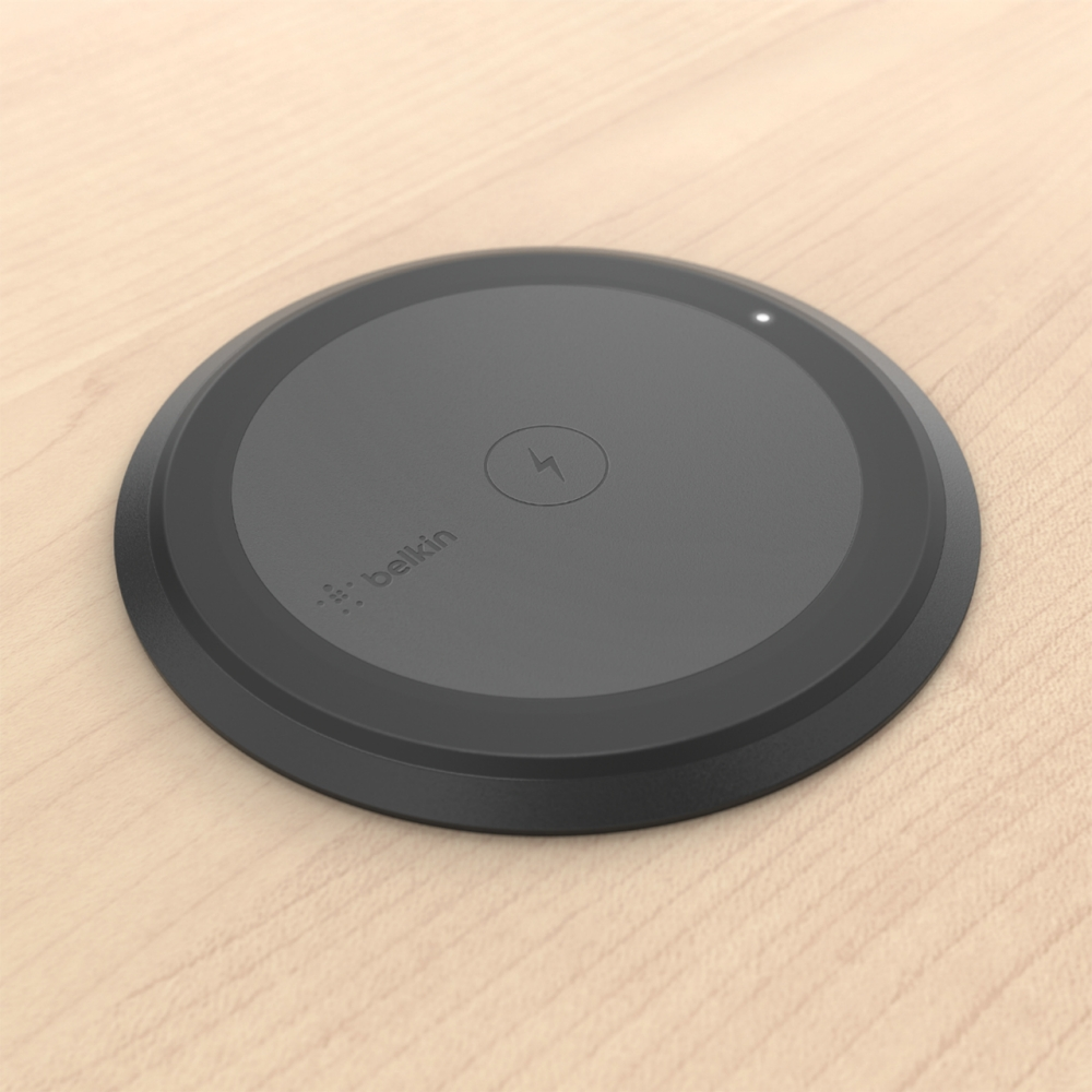 Boost Up Wireless Charging Spot Surface Installation