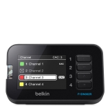 Belkin LCD Desktop Controller for Secure KVMs -$ FrontViewImage