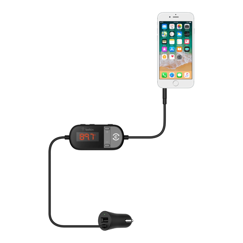 lowest price 5c9e8 35d3b TuneCast® In-Car 3.5mm to FM Transmitter