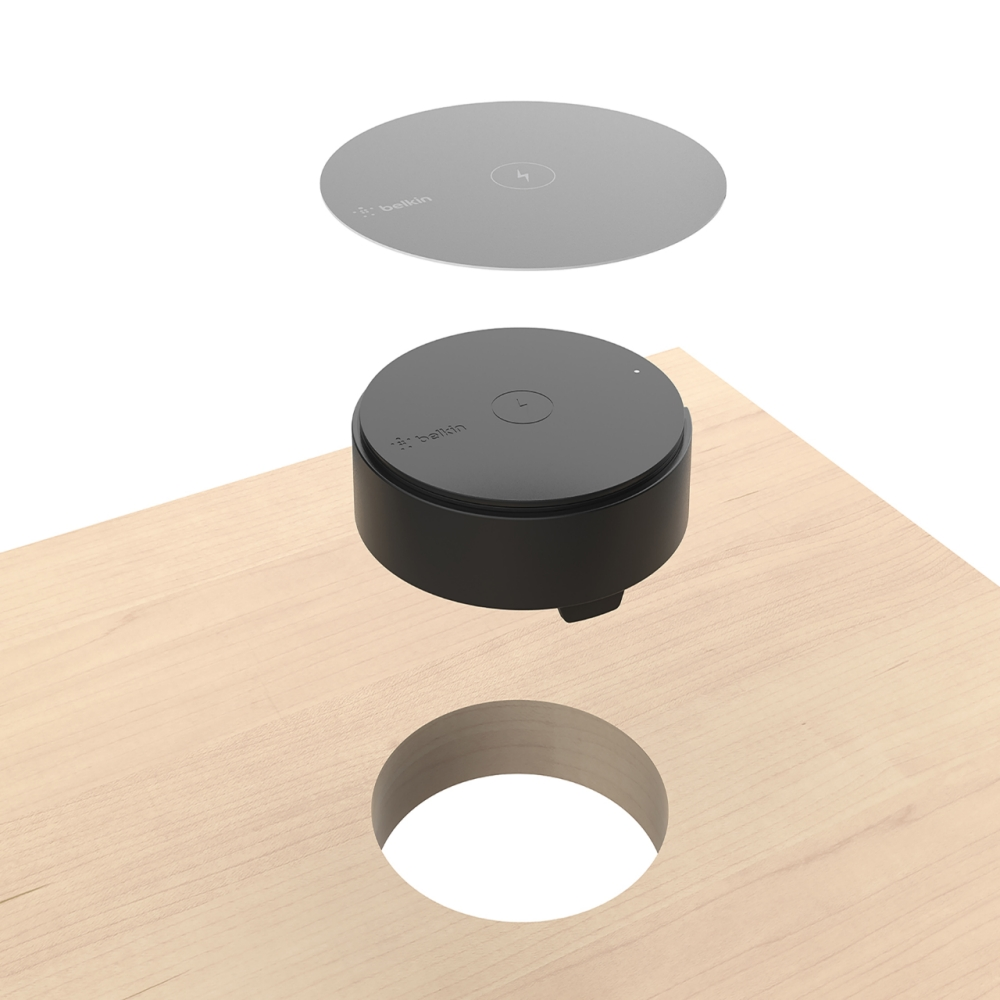 Wireless Charging Spot Recessed