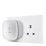 Belkin Wi-Fi Range Extender | Free UK Delivery -$ SideView1Image