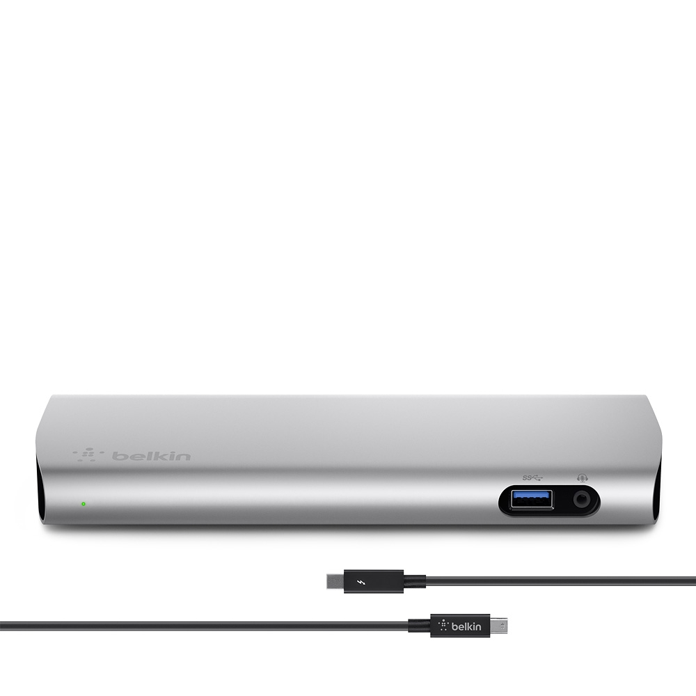 Thunderbolt™ 2 Express Dock HD with Cable - HeroImage