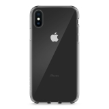 SheerForce™ InvisiGlass™-hoesje voor de iPhone X -$ BackViewImage