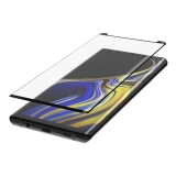 SCREENFORCE™ TemperedCurve Screen Protection for Samsung Galaxy Note9 -$ SideView1Image