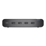 Belkin Secure Dual-Head DVI-I-KVM-Switch, 4-Port -$ HeroImage