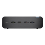 Belkin Secure DisplayPort KVM Switch, 4-Port, Quad-Head with CAC -$ HeroImage