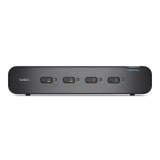 Belkin Secure DisplayPort KVM Switch, 4-Port, Dual-Head with CAC -$ HeroImage