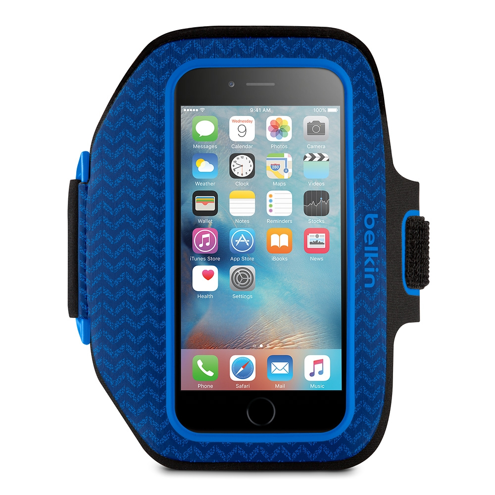 Sport-Fit Plus Armband for iPhone 6 and iPhone 6s - HeroImage