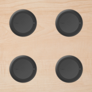 BOOST↑UP™ Wireless Charging Spot (Surface Installation) – 4-Pack -$ HeroImage