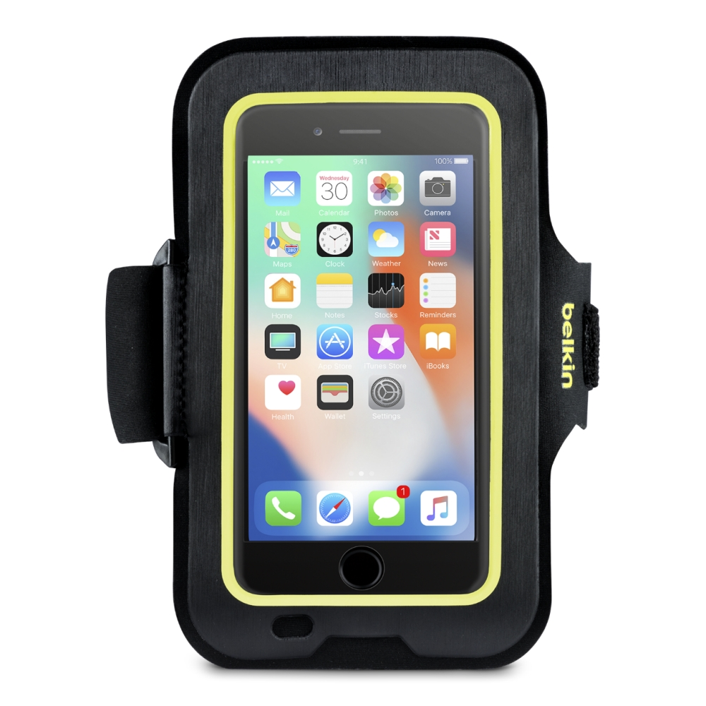 hot sale online 02c87 2e02d Sport-Fit Armband for iPhone 8 Plus, iPhone 7 Plus and iPhone 6/6s Plus