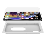 SCREENFORCE™ Tempered Glass Screen Protector for iPhone -$ SideView1Image