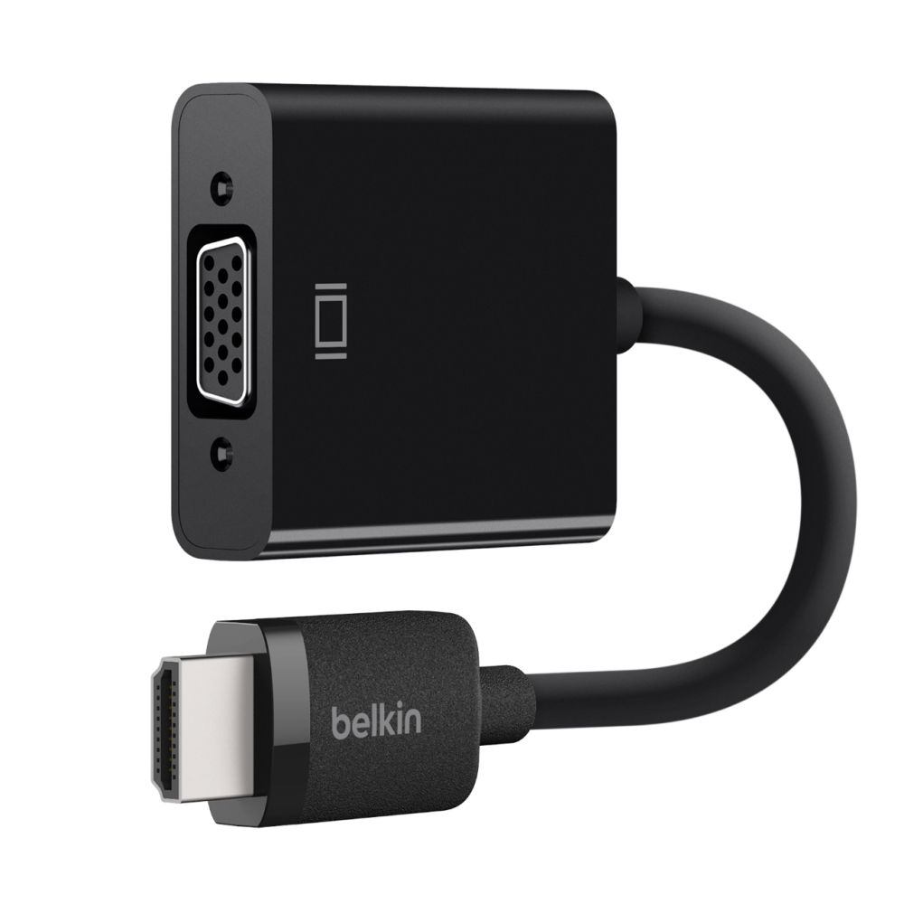 hdmi� to vga adapter with micro-usb power -$ heroimage