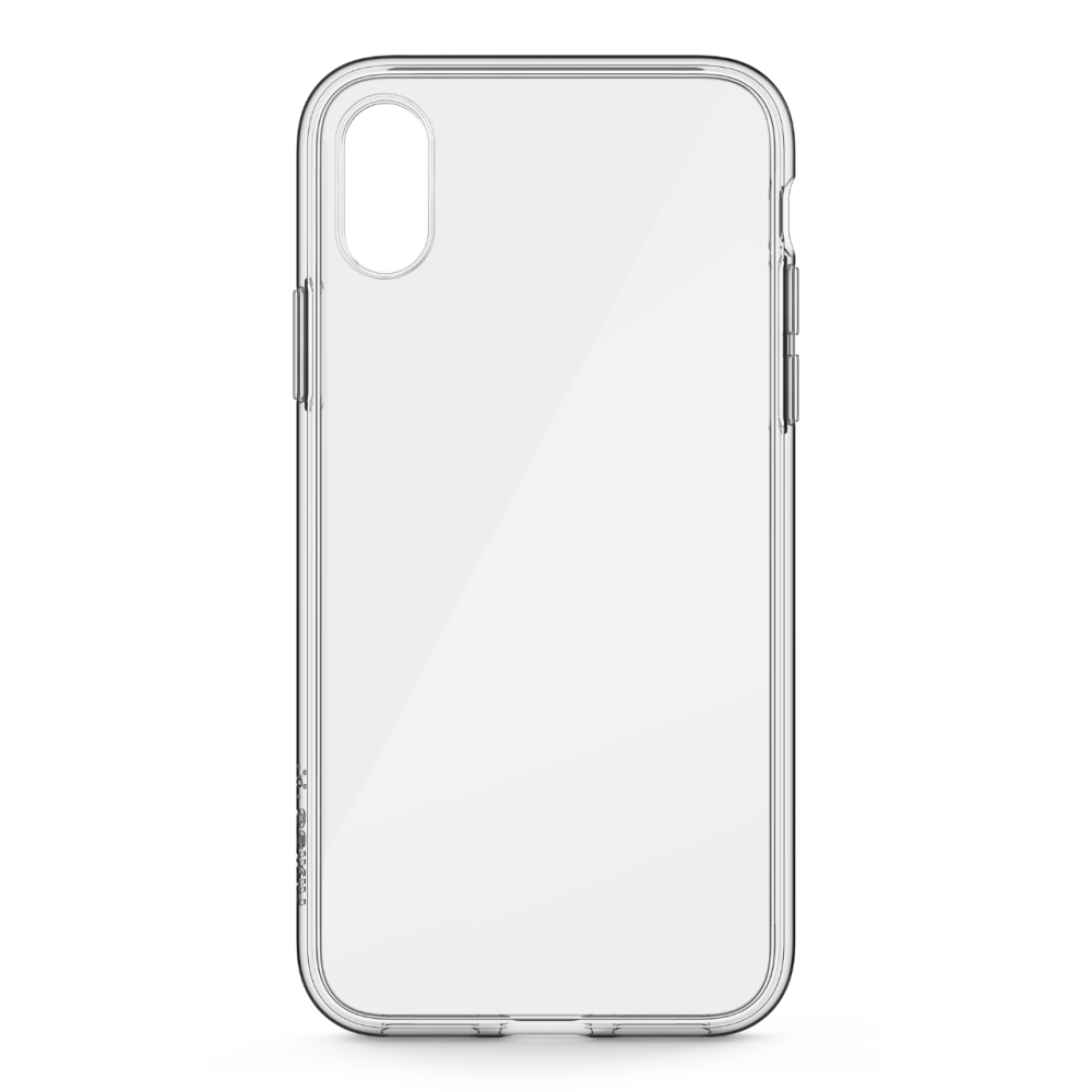 differently f8a79 bb15f SheerForce™ InvisiGlass™ Case for iPhone X