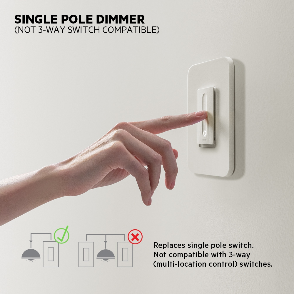 Wemo Wifi Smart Dimmer Wiring Two Light Switches In One Box Diagram