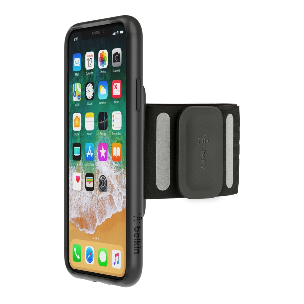 online store ee855 5903e Fitness Armband for iPhone X