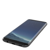 ScreenForce® TemperedCurve Screen Protection for Samsung Galaxy S8 -$ SideView1Image