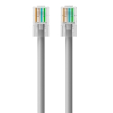CAT5e Ethernet Patch Cable, RJ45, M/M -$ BackViewImage