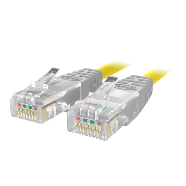 CAT5e Crossover Patch Cable, UTP, RJ45, M/M -$ HeroImage