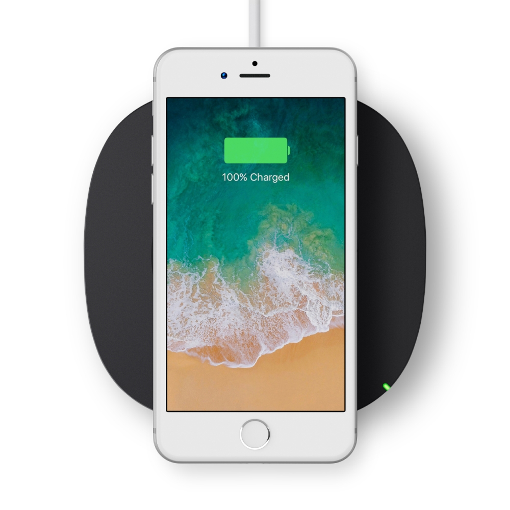 5W Qi Wireless Charging Pad for iPhone, Samsung & More | Belkin
