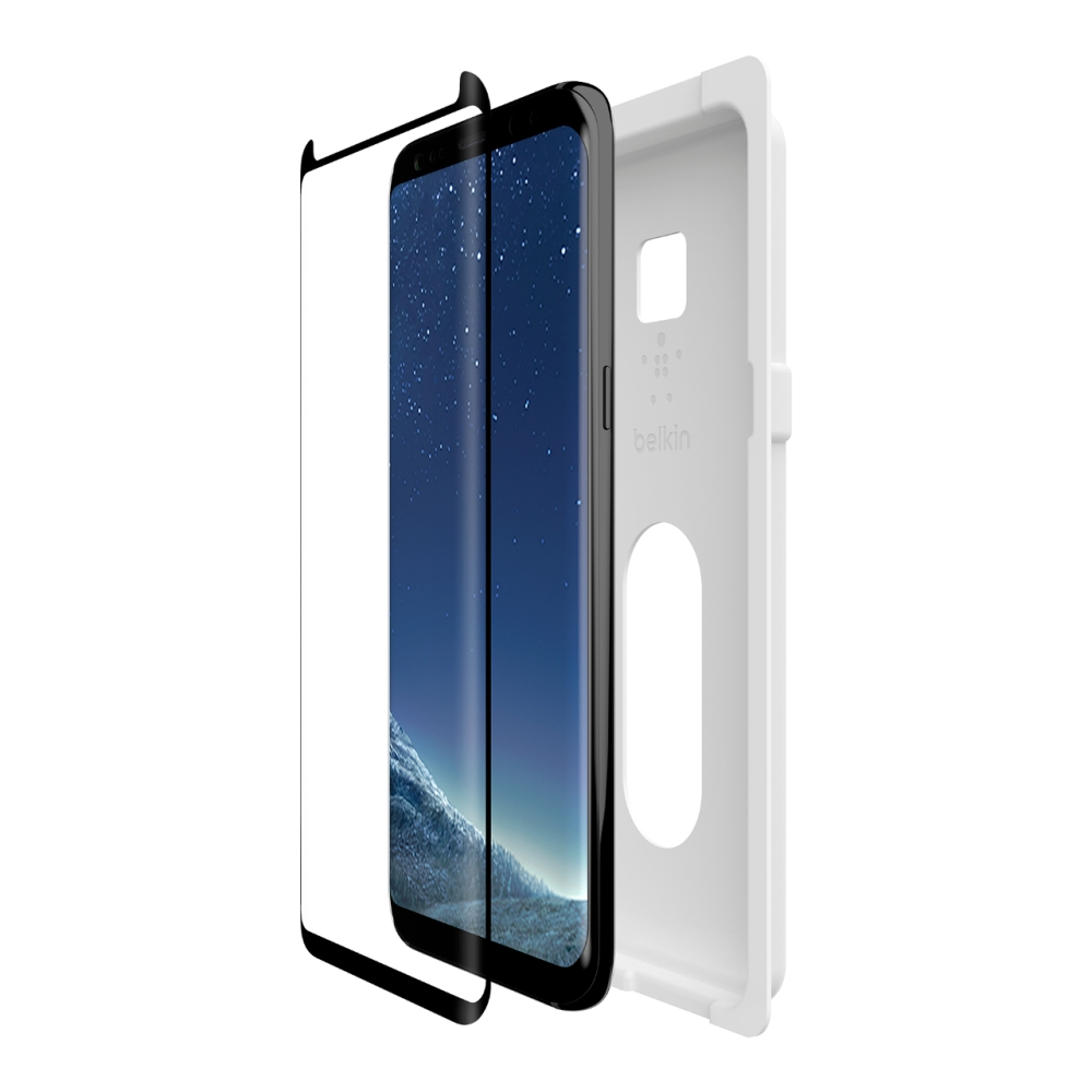 Screenforce Temperedcurve Screen Protection For Samsung Galaxy S8 Stiker Carbon Transparan Note 5