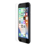 SCREENFORCE™ InvisiGlass™ Ultra Screen Protector for iPhone 8 Plus/7 Plus (2018) -$ SideView1Image