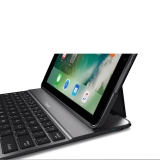 "QODE™ Ultimate Lite Keyboard Case for iPad 9.7"" 6th Generation (2018) -$ SideView1Image"