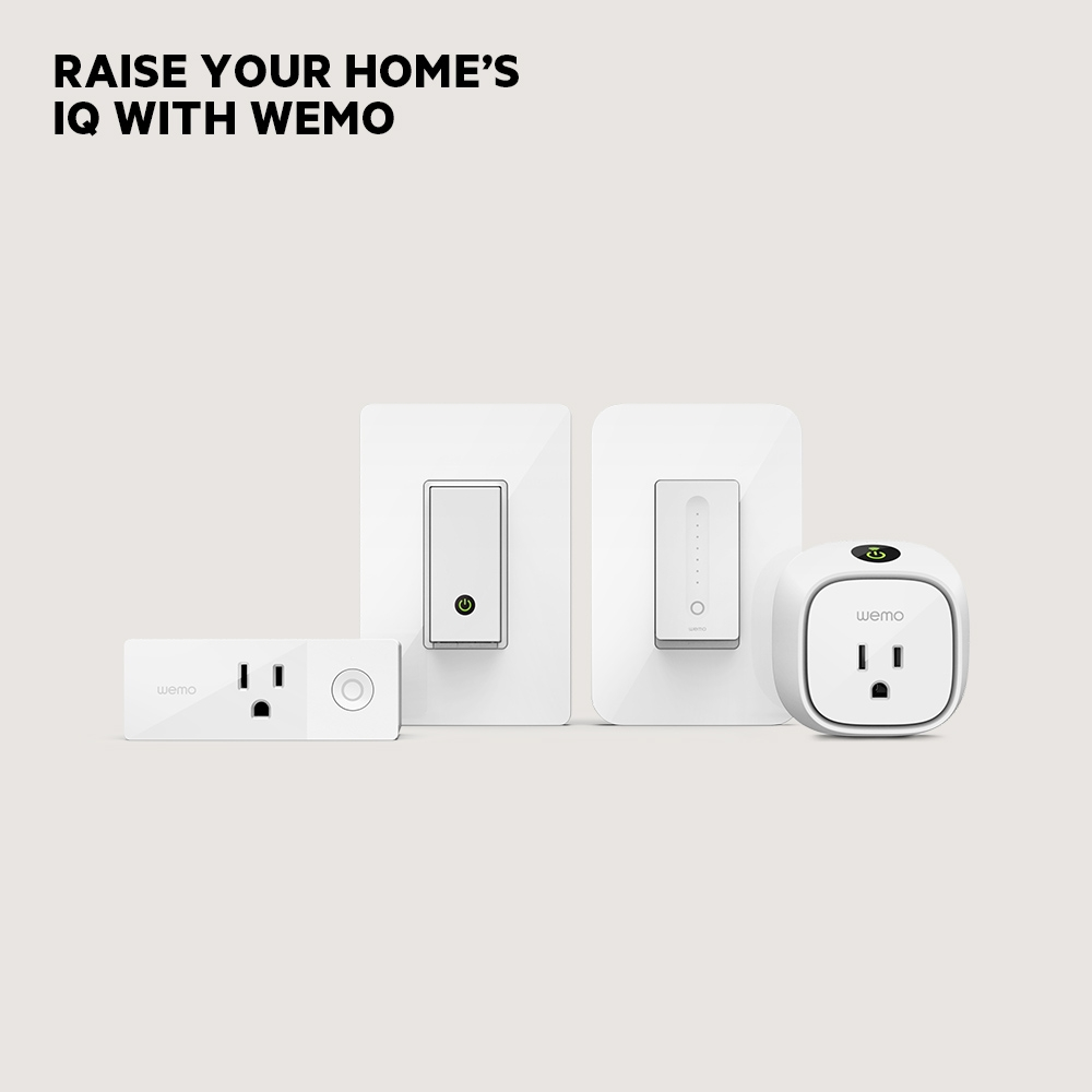 how to connect wemo plug to google home