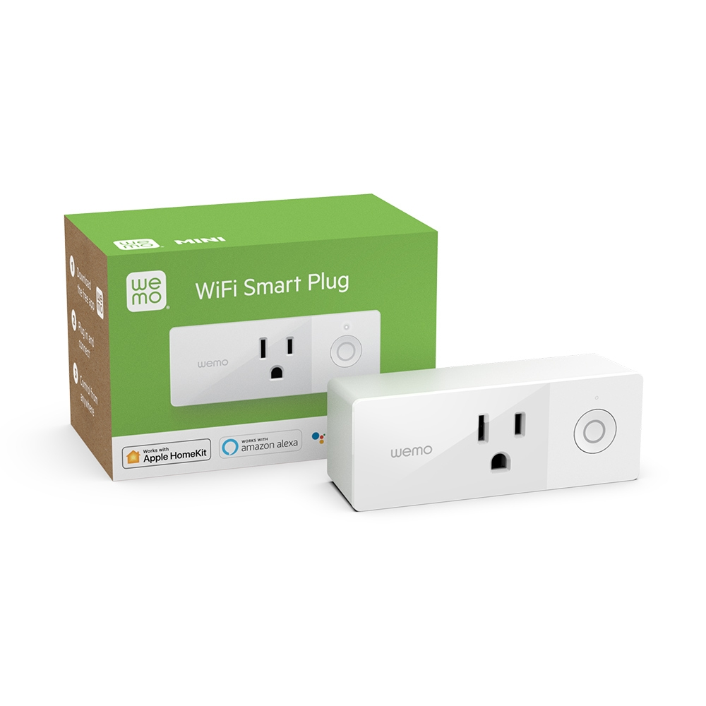 Wemo Mini WiFi Smart Plug