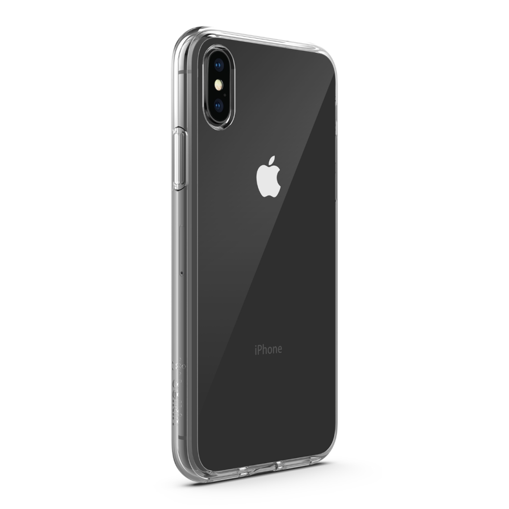 differently 35a56 cbe6e SheerForce™ InvisiGlass™ Case for iPhone X