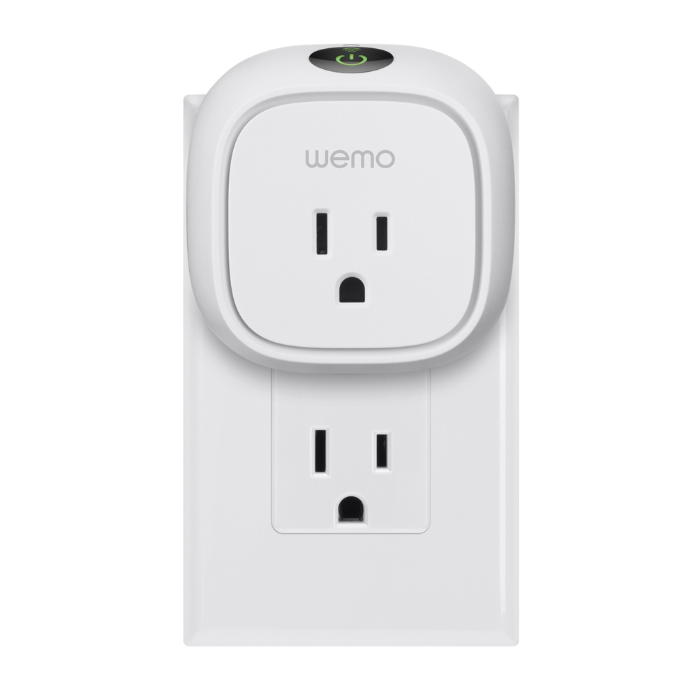 Wemo® Insight Smart Plug  - HeroImage