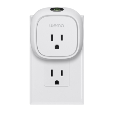 Wemo Insight Smart Plug Heroimage