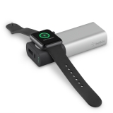 Valet Charger™ Power Pack 6700 mAh for Apple Watch + iPhone -$ SideView1Image