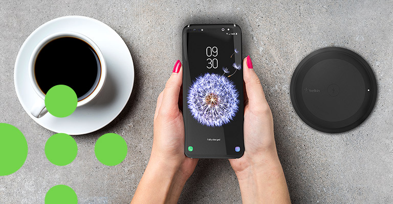 Belkin Business Qi Wireless Charging Anywhere