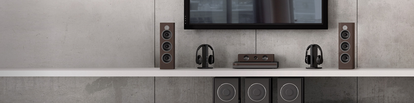 ACCESSORI PER HOME THEATER