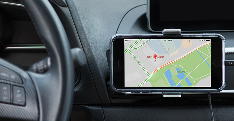 Hand S Free Car Mounts For Smartphones Belkin