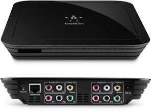 2x Belkin TV Plus Record TV To Mobile Devices