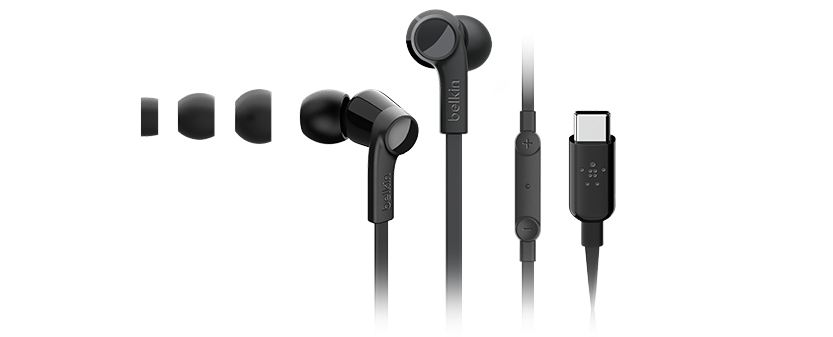 ROCKSTAR Headphones with USB-C Connector